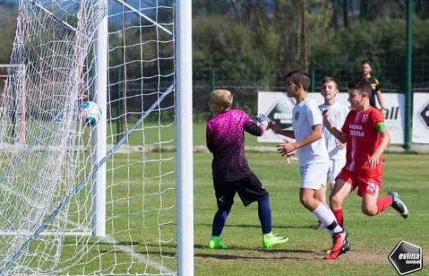 """c2604e3e06a Два набора на футболната школа от Казанлък представяха """"Розова долина"""" на  силния международен турнир """"Eвима къп"""" в Банско"""